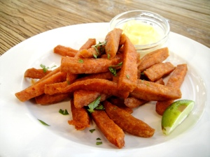 Luncheon Spam Fries