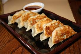 Chicken Gyoza Delicacy