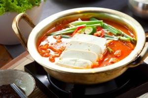 Gangnam Kimchi Pork
