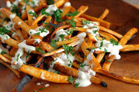 Truffle Scented Fries
